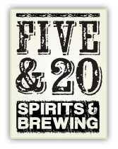 Five and Twenty Logo