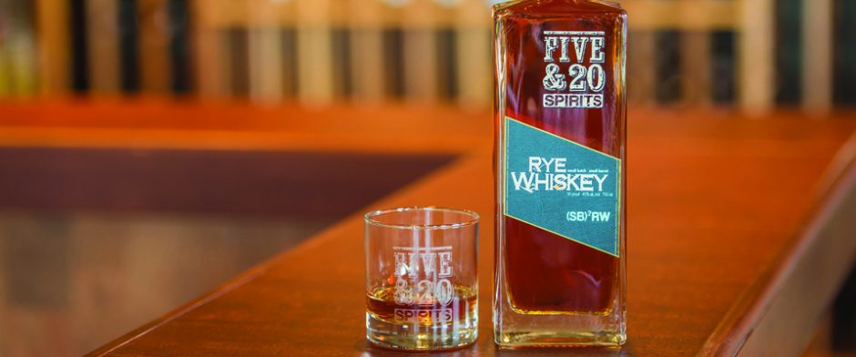 Five & 20 Rye Whiskey