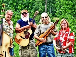 June Sunday Sesh with the Good for Nuthin String Band @ Mazza Chautauqua Cellars / Five & 20 Spirits & Brewing | Westfield | New York | United States