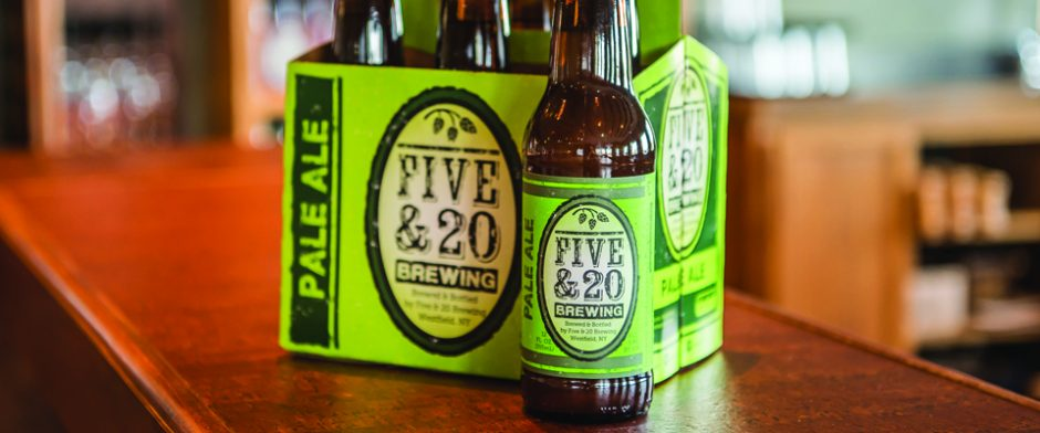 Bottled Beer Now Available